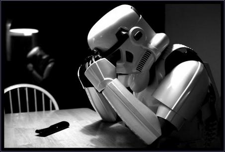 Poor Trooper