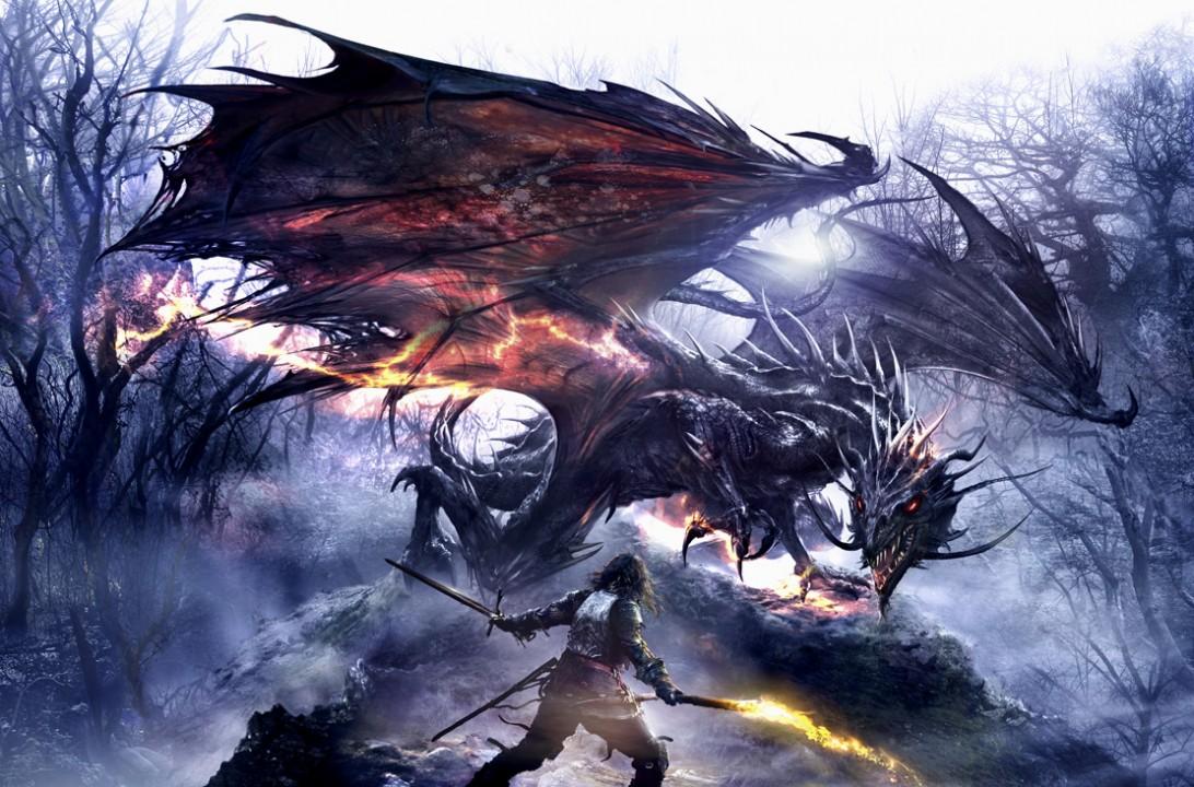 Dragon Mound..