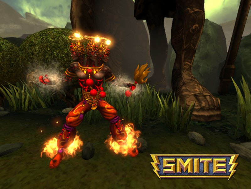 smite_Agni_god_of_fire