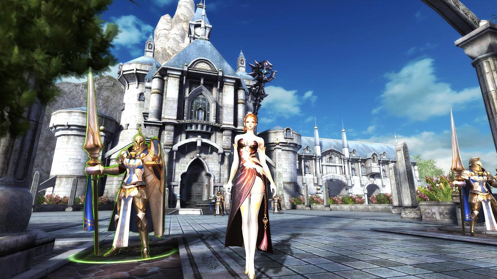 DK Online_Sorceress