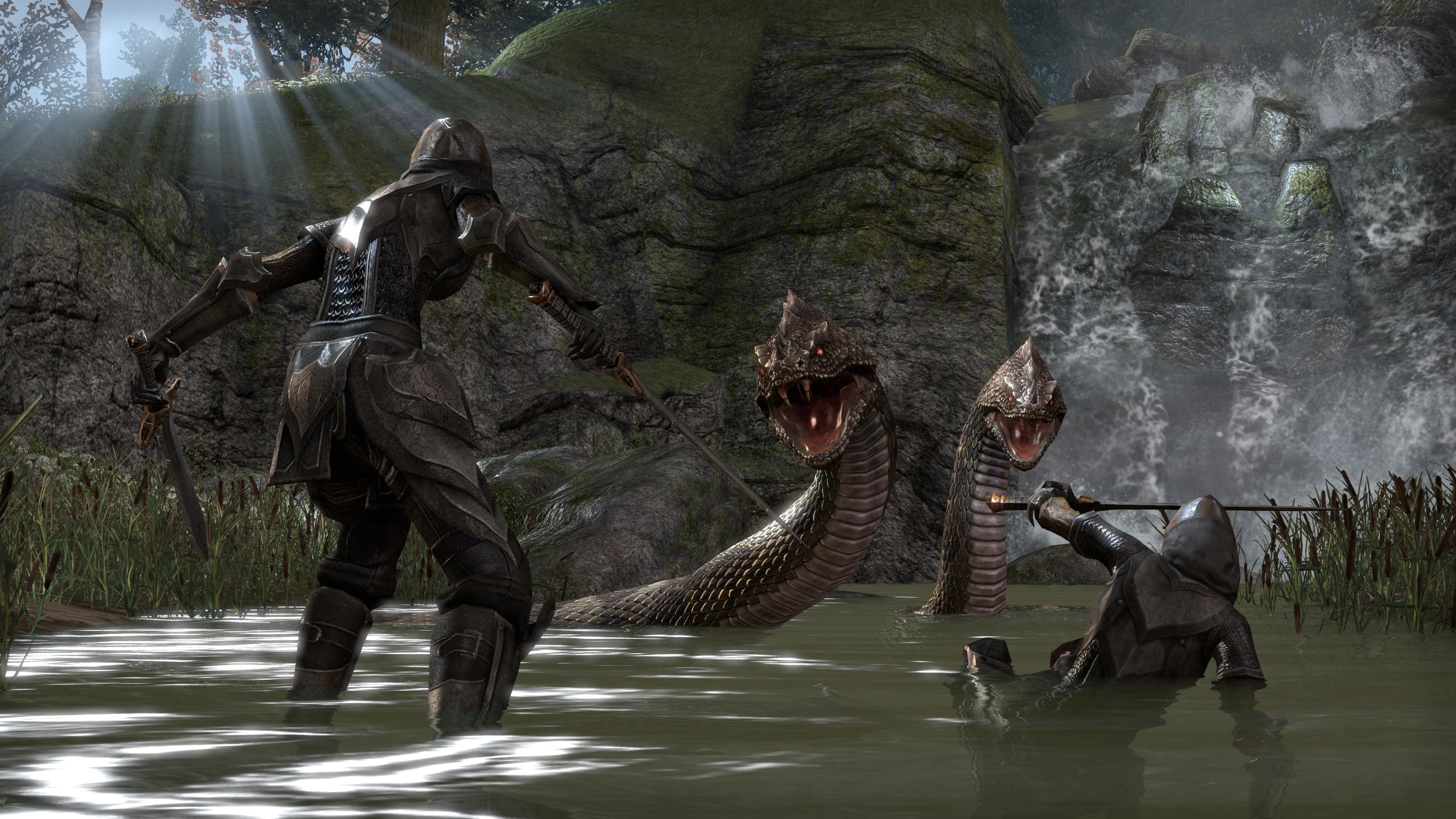 lh_elder_scrolls_online_e3_Giant_Snakes