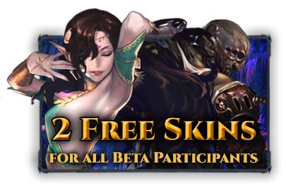 Chaos Heroes Online – free Closed Beta skins